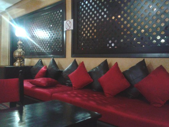 New Farah Hotel : Hotel Lobby