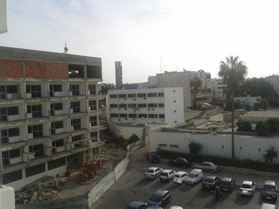 New Farah Hotel: More 'pool view'