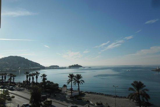 Sozer Hotel : Balcony view