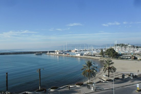 Sozer Hotel: View from balcony