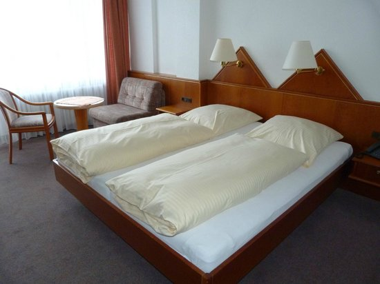 Hotel Haus Morjan: chambre
