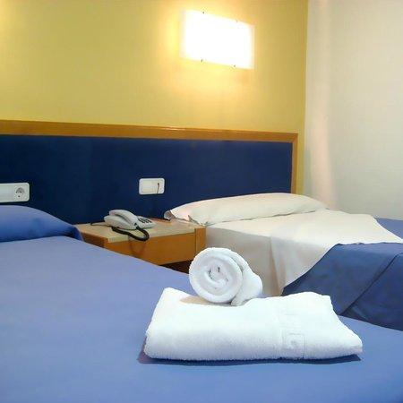 Hotel Travessera: HABITACIÓN