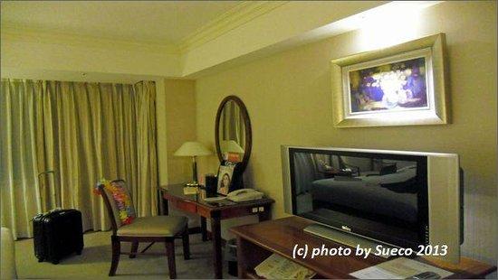 Evergreen Laurel Hotel: 部屋はこんな感じです