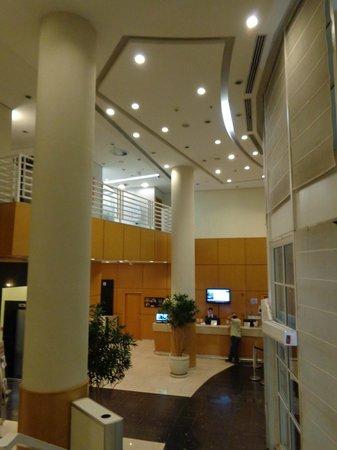 Mercure Campinas : the lobby