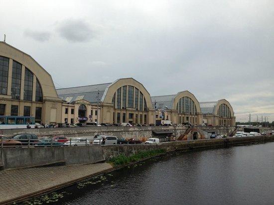 Central Market (Centraltirgus): рынок