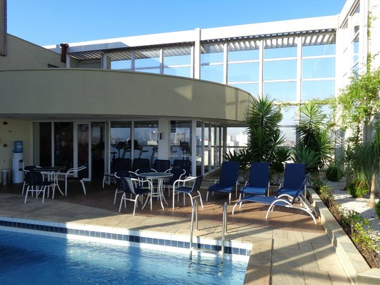 Mercure Campinas : the top of the hotel