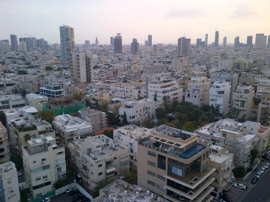 Herods Tel Aviv : View to the other side