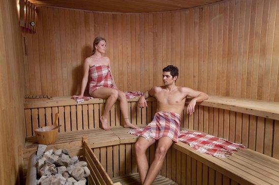 Hotel Lidya Sardes: Spa Sauna
