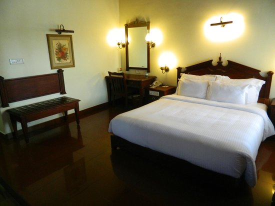 Lake Palace Resort: Great rooms