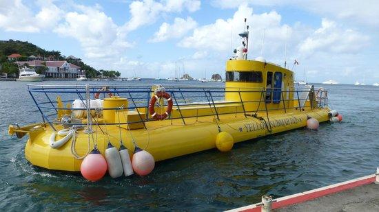 Yellow Submarine: le yellow
