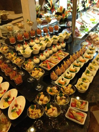 Ali Bey Resort Sorgun: le buffet