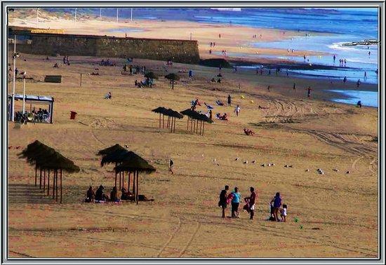 Hotel Playa Victoria : Blick vom Balkon 3.Etage
