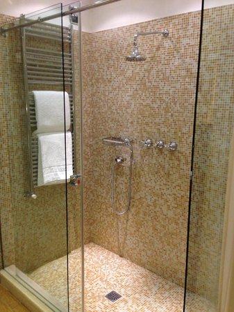 Hotel Silver: bathroom