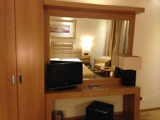 Hotel Silver: interior