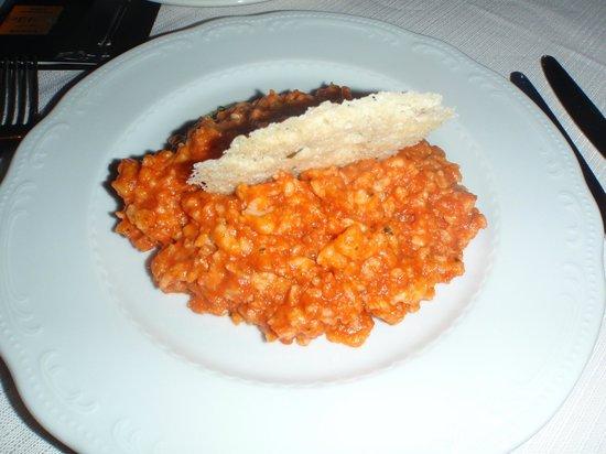 Ristorante Apollinare: Homemade pasta dish