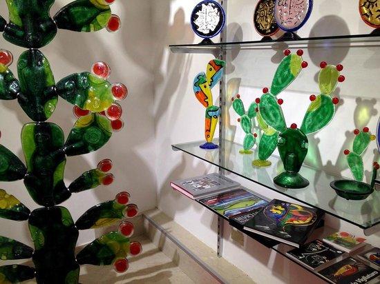 Taormina Glass Gallery: Mediterraneo 2013