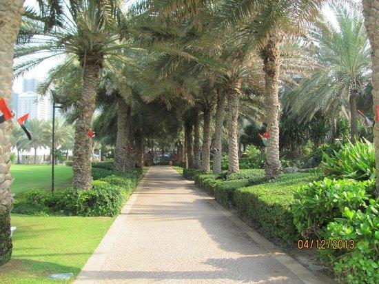 Coral Beach Resort Sharjah: От пляжа к отелю