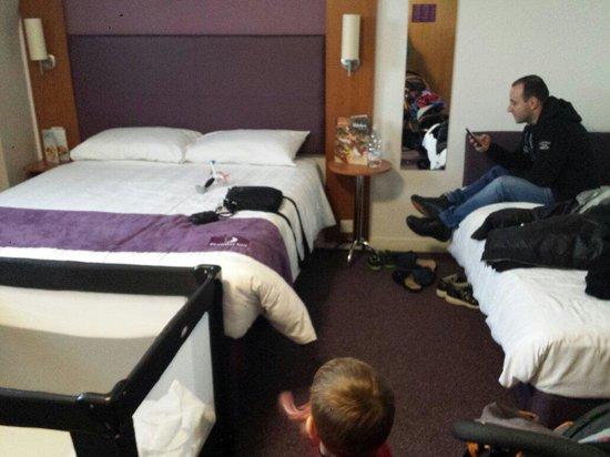 Premier Inn London Leicester Square Hotel Photo