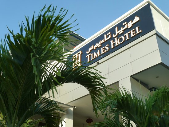Times Hotel : Hotel exterior