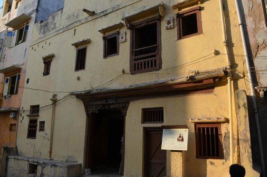 Kirti Mandir Temple: Kasturba's House