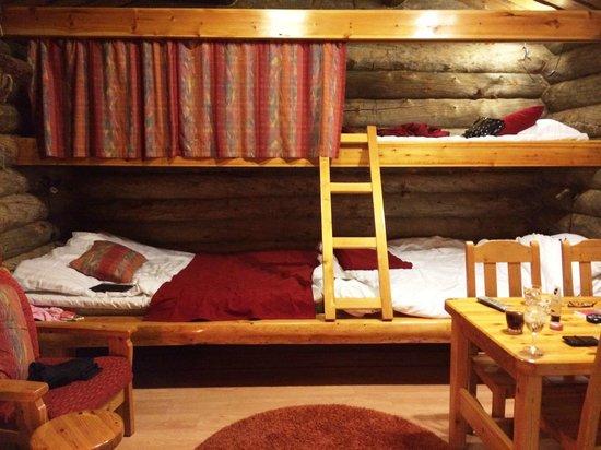 Hotel Luosto : Bed arrangements