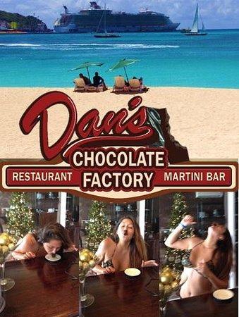Dan's Chocolate Factory