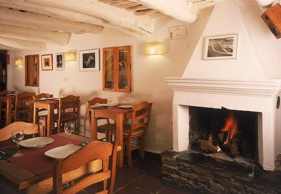 Bubion, Испания: Restaurante Estación-4