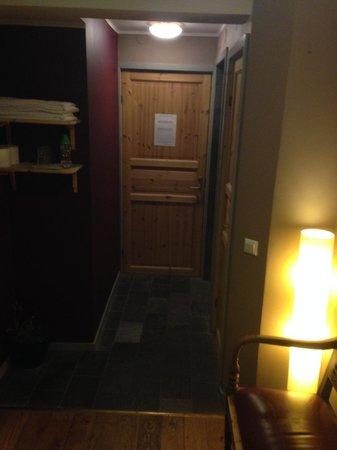 Hotel Hellsten : Sauna