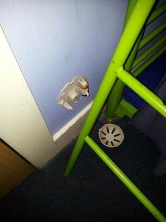 Home Brighton: Broken smoke detector