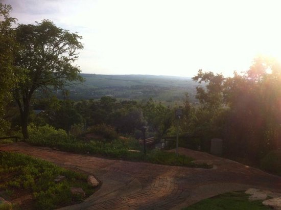 African Pride Mount Grace Country House & Spa: View