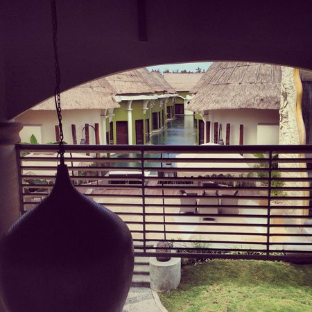Villa Seminyak Estate & Spa : View from breakfast