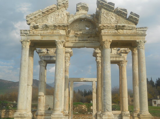 Turkey Explorer Archaeological & Cultural Trips: Private Tours in Turkey:Aphrodisias