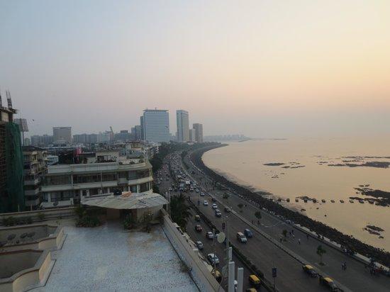 InterContinental Marine Drive: Rooftop snapshot