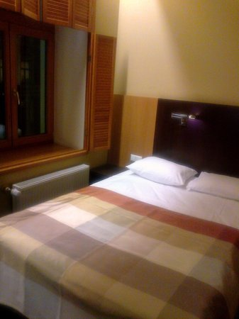Hanza Hotel: My room