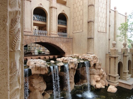 The Palace of the Lost City: Hotel