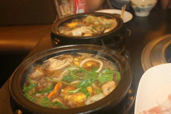 Tong Yang Shabu-Shabu Restaurant: shabu-shabu