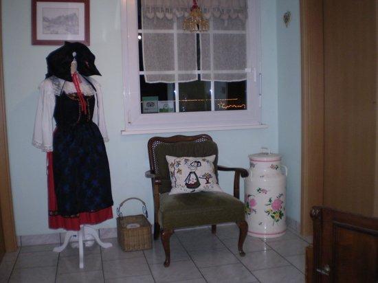 Chez Dany : palier du 1er étage