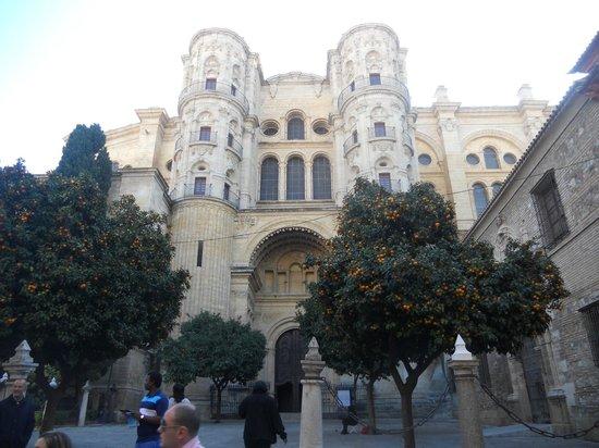 City Sightseeing Malaga: katedra