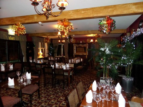 Devonshire Arms: Dining Room