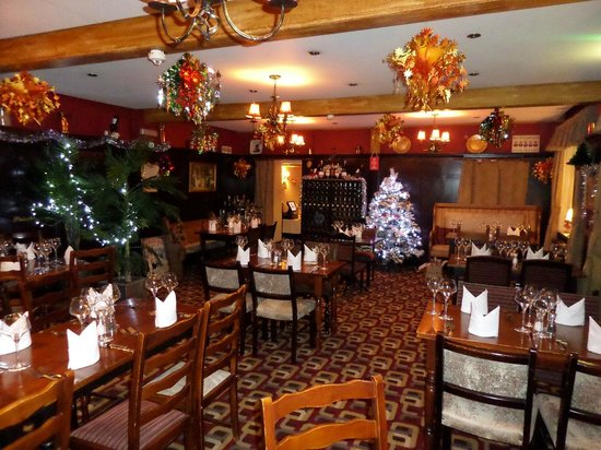 Devonshire Arms: New Dining Room