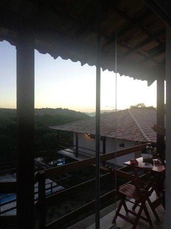 Casa 29 Búzios: balcon