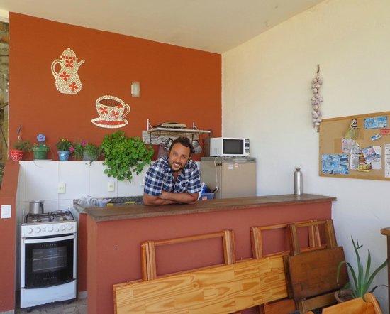Casa 29 Búzios: cocina