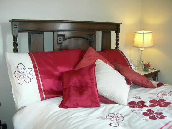 The Braighe Bed and Breakfast: B&B bedroom