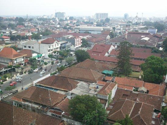 Novotel Bandung : Room View
