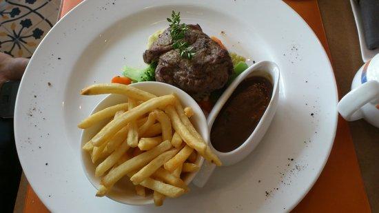 Novotel Bandung : Meal 2