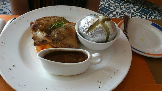 Novotel Bandung : Meal 3