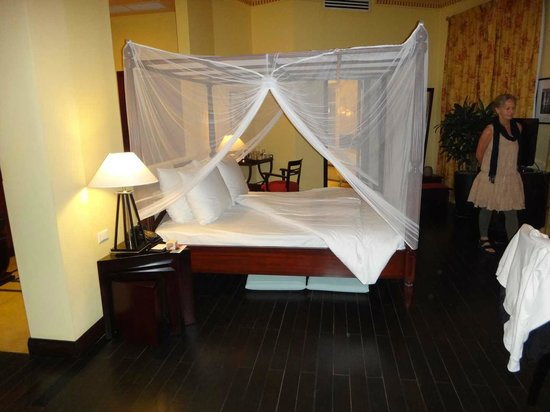 La Residence Hue Hotel & Spa - MGallery by Sofitel: Doppelbett