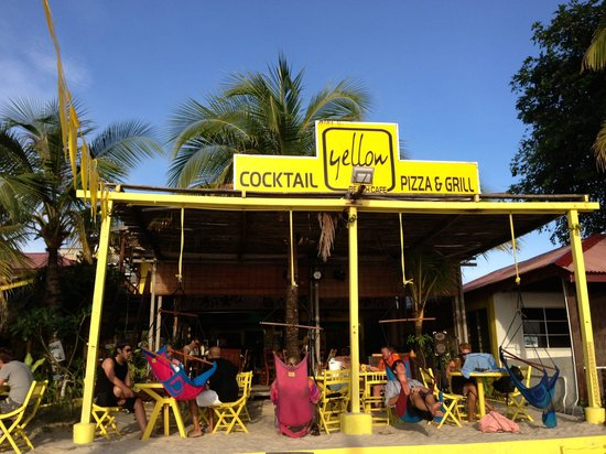 Yellow Cafe : Chillout Area