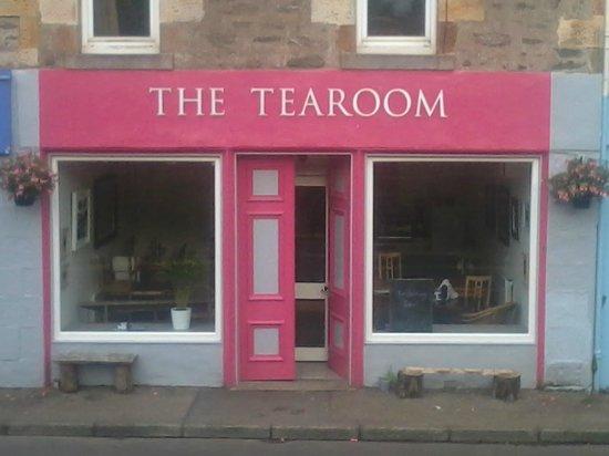 The Cobnut Cafe: Tighnabruaich Cobnut Cafe