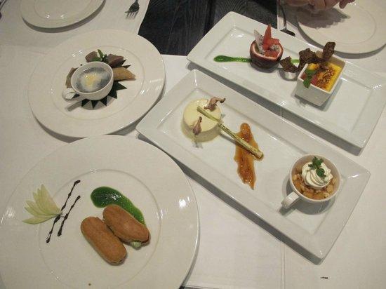 Kroya Restaurant: Dessert Orders